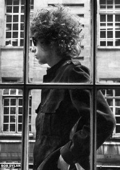 Bob Dylan - London May 1966 Affiche