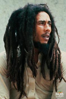 Bob Marley - Pin Up Poster