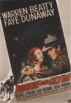 Bonnie et Clyde - Faye Dunaway, Warren Beaty Affiche