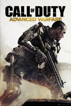 Call of Duty: Advanced Warfare - Cover Affiche