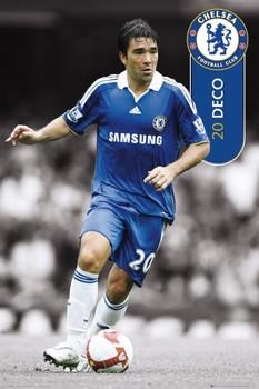 Chelsea - deco 08/09 Affiche