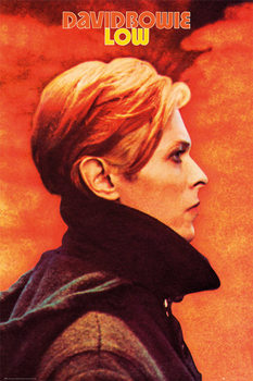 David Bowie - Low Affiche