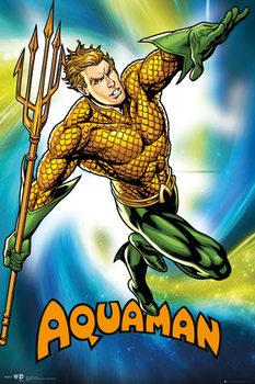 DC Comics - Aquaman Affiche