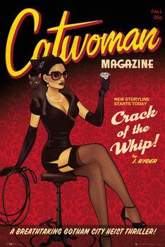 DC Comics - Catwoman Bombshell Affiche