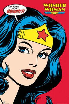 DC COMICS - wonder woman close up Affiche