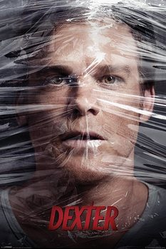 DEXTER - shrinkwrapped Affiche