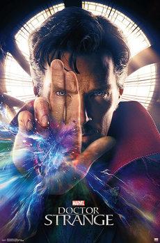 Docteur Strange - Benedict Cumberbatch Affiche