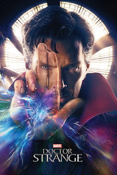 Docteur Strange  - Hand Affiche