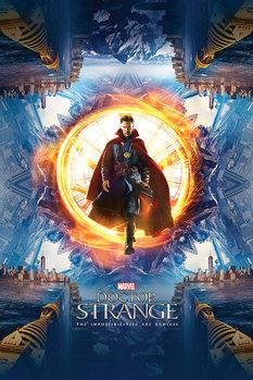 Docteur Strange - Portal Affiche