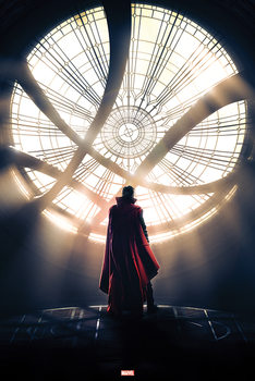 Docteur Strange - Window Affiche