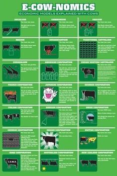 E-cow-nomics Affiche