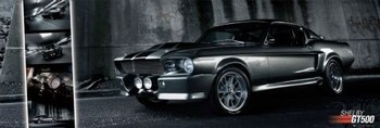 Easton - Shelby GT 500  Affiche