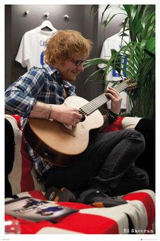 Ed Sheeran - Wembley Affiche