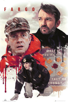 Fargo - Collage Affiche