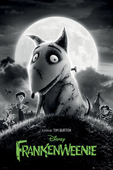 FRANKENWEENIE - one sheet Affiche