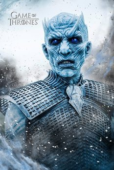 Game of Thrones - Night King Affiche