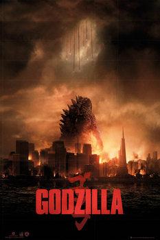 GODZILLA - One Sheet Affiche