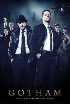 Gotham - Cast Affiche