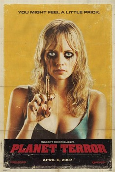 GRINDHOUSE - prick Poster