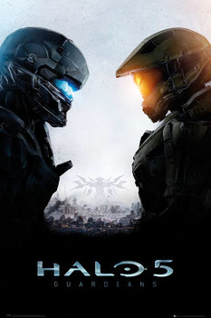 Halo 5 - Guardians Affiche