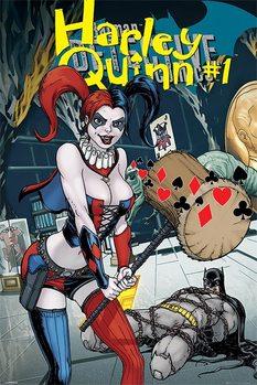 Harley Quinn - Nr.1 Affiche