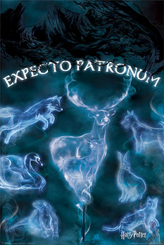 Harry Potter - Patronus Affiche