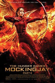 Hunger Games – La Révolte : partie 2 - Final Affiche