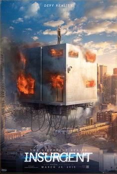 Insurgent - Defy Reality Affiche
