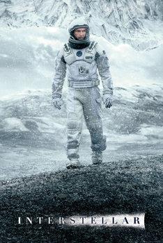 Interstellar - One Sheet Affiche