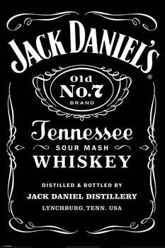 Jack Daniel's - Label Affiche