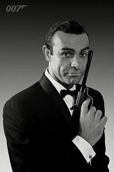 James Bond 007 - the name is bond Affiche