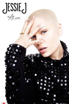 Jessie J - alive Affiche