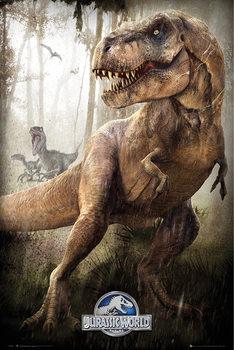 Jurassic World - T-Rex Affiche
