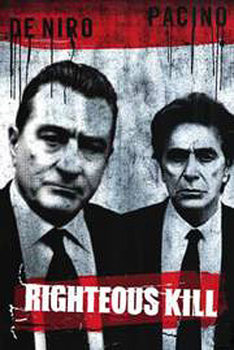 La Loi et l'Ordre - Robert de Niro, Al Pacino Poster