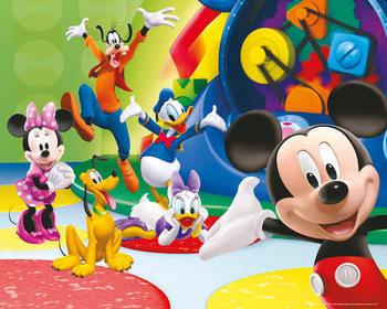 La Maison de Mickey Poster