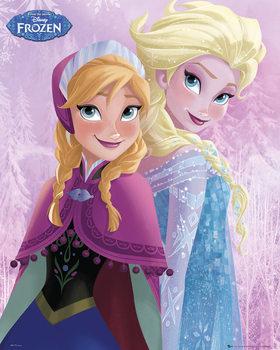 La Reine des neiges - Sisters Affiche