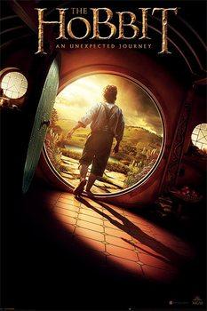 Le Hobbit: Un voyage inattendu Affiche