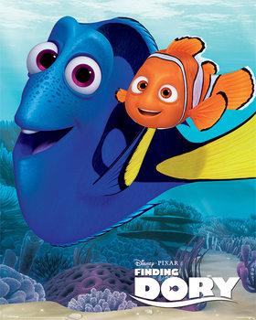 Le Monde de Dory - Dory & Nemo Affiche