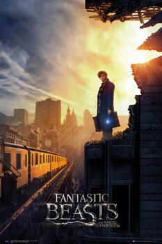 Les Animaux fantastiques - One Sheet 2 Affiche