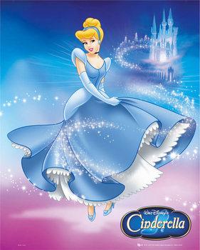 Les Princesses Disney - Disney Affiche