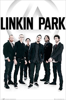 Linkin Park - group Affiche