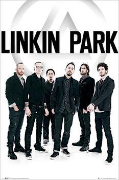 Linkin Park - group Affiche