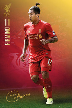 Liverpool - Firmimo 16/17 Affiche