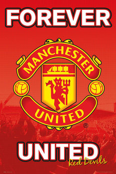Manchester United FC - Forever 15/16 Affiche
