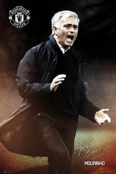 Manchester United - Mourinho Affiche