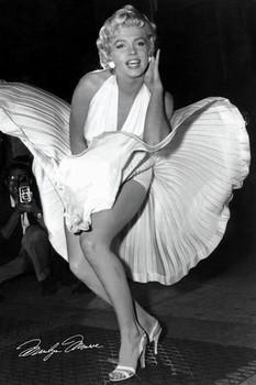 Marilyn Monroe - seven year Affiche