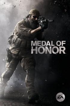 Medal of Honor - assault Affiche
