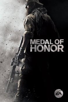 Medal of Honor - calm  Affiche