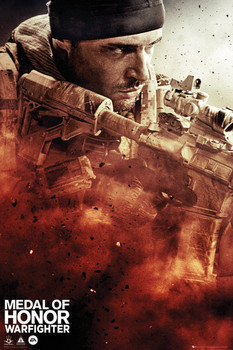 Medal of Honor - cover  Affiche