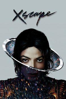 Michael Jackson -  Xscape Affiche